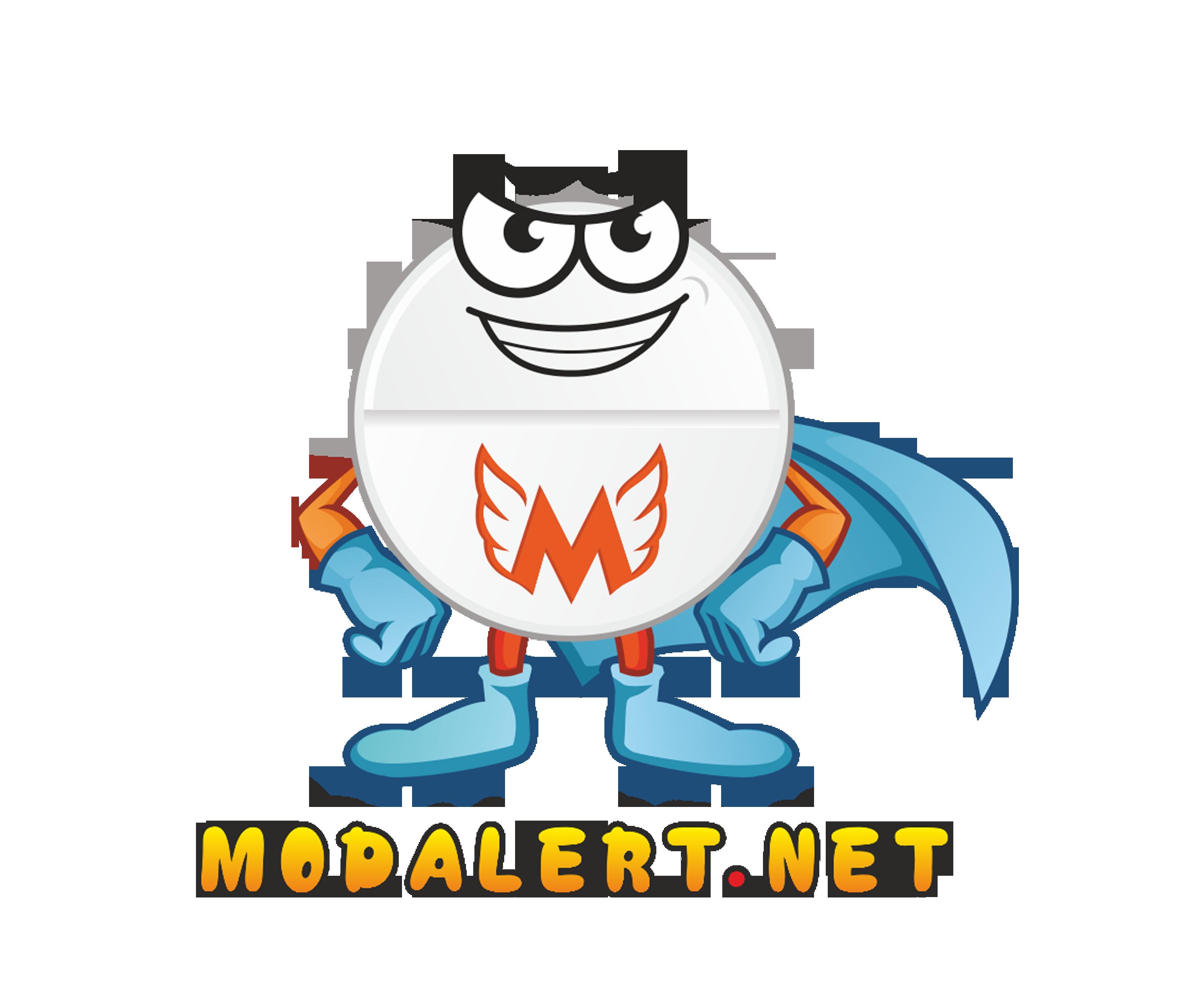 Modalert.Net Logo