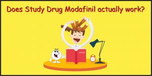 Study Drug Modafinil