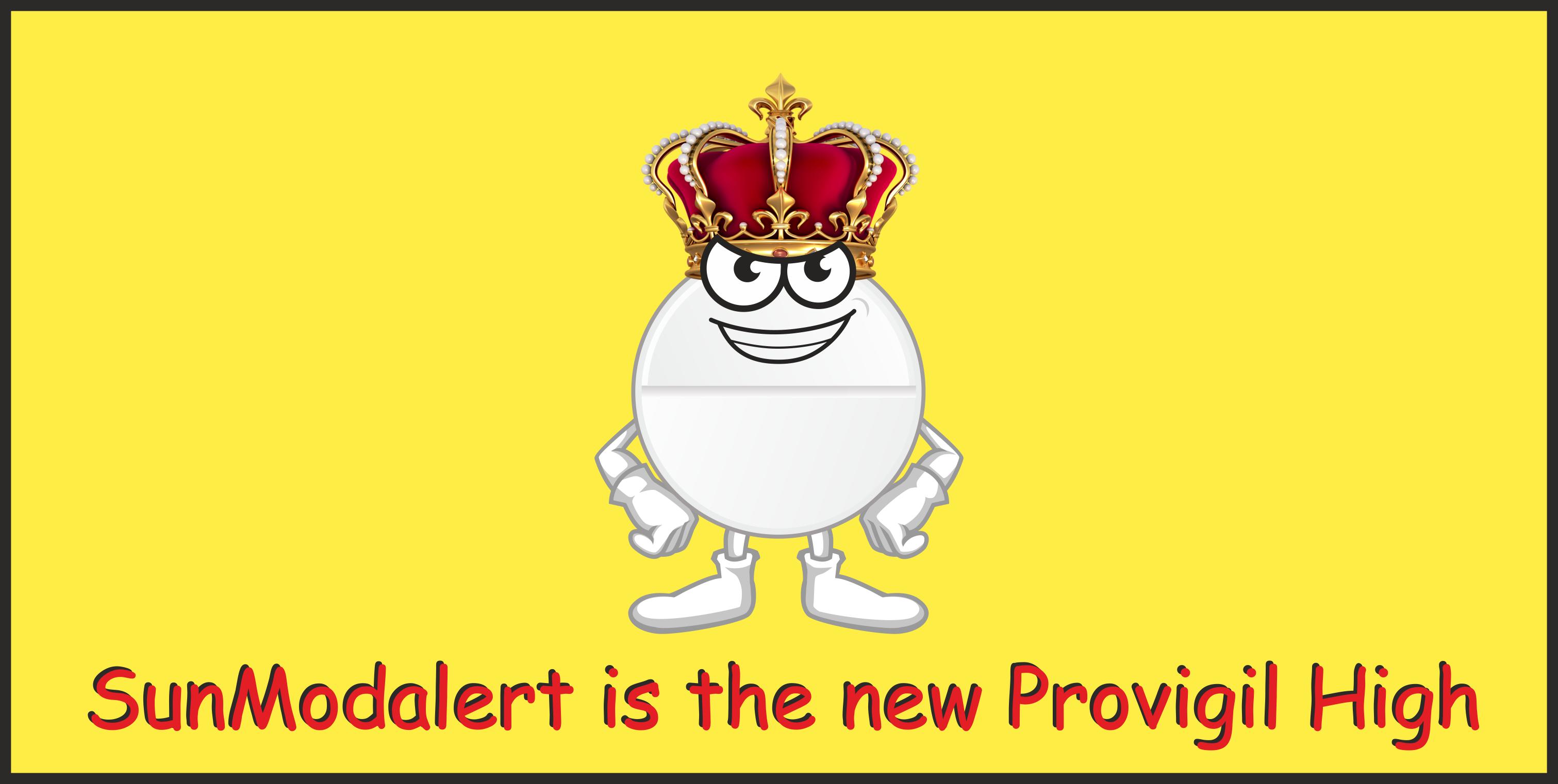 SunModalert is the new Provigil High
