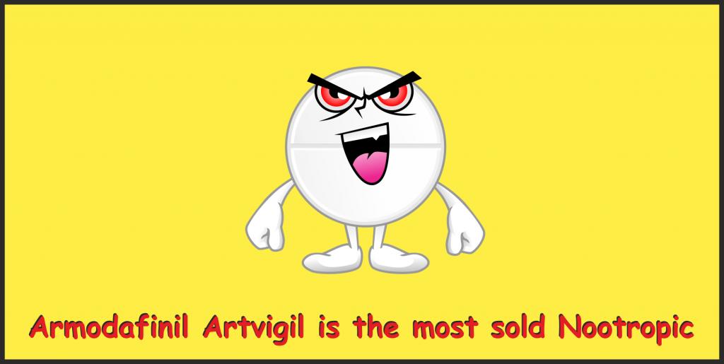 Armodafinil Artvigil