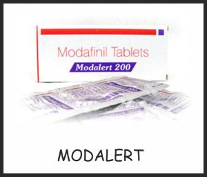 MODAFINIL BRAND MODALERT