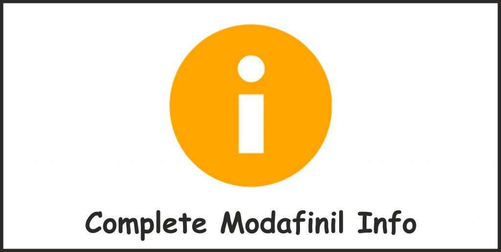 Modafinil Info