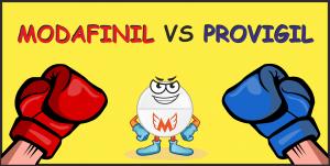 Modafinil vs Provigil