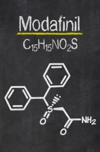 Modafinil Chemical Composition