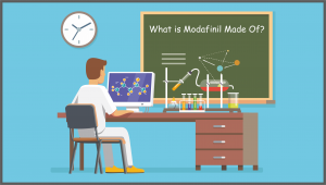 What is Modafinil Made Of?